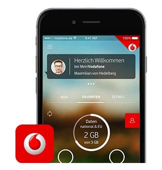 meinVodafone-App