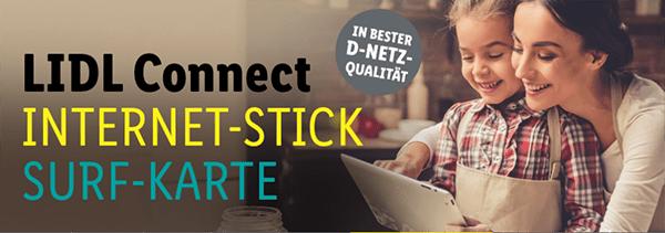 LIDL Connect Internet-Stick